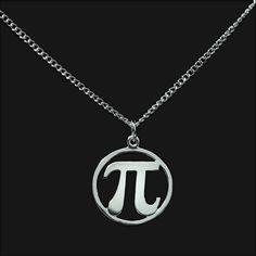 Pi - also golden ration, Mobius strip, infinity symbol.