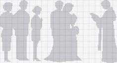 Schema punto croce Ombre-di--nozze