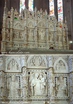 Ареццо (Arezzo). Италия. Фотопутешествие. Путеводитель. Кафедральный собор Ареццо.