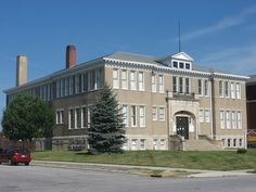 Blume High School in Auglaize County, Ohio.