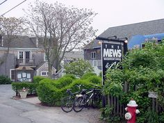 The Mews restaurant in Provincetown