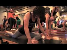 Yoga Tips with Christina Sell - eka pada galavasana - flying pigeon
