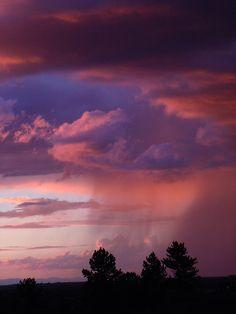 """Pink Cotton Candy Sky"" by Marijane Moyer Morsett | Redbubble"