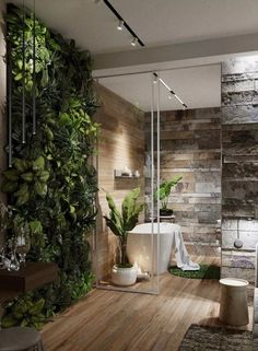 20 modern master bathrooms that are connected to nature Home design and . - 20 modern master bathrooms that are connected to nature Home design and interior – # - Interior Design Minimalist, Modern House Design, Natural Modern Interior, Modern Master Bathroom, Master Bedroom, Gold Bathroom, Bathroom Mirrors, Bathroom Cabinets, Bathroom Vinyl