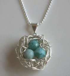 I'll have to order a new nest once this baby arrives, since my current one has just one little egg in it!