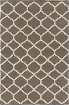 Vogue AWLT-3050 Gray/Ivory Modern Rug