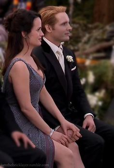 Breaking Dawn. The wedding