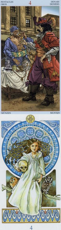 Four of Pentacles: conservation of accumulated wealth and miserly (reverse). Pirate Tarot deck and Sorcerer Tarot deck: best free tarot reading online, klimt tarot vs yes or no tarot spread. Best 2017 wiccan marvel and spelljammer.