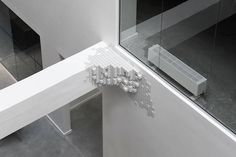 Architectural 3D Pixelation in a Danish School – Fubiz Media - BORGMAN   LENK
