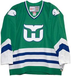 537d1ecd5fe Hartford Whalers Sweater Ron Francis, Hockey Sweater, Hartford Whalers,  Sports Team Logos,