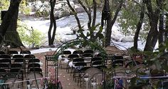 American River Resort riverside wedding venue