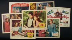 Love, Shirley Temple, Take Two: From Schoolgirl to Storybook: 285 Eight Lobby Cards from Shirley Temple's 1940s Films
