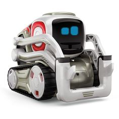 YES – robots and electronic toys have finally grown up enough to be interesting for actual geeks, like me. Seriously, the Cozmo is fun for kids and geeky adults alike. As one dad notes: the kids can play with it, and when they're old enough to try out programming, they can do it with the … Continue reading Best Toy Robot 2016. By @Katinkaspiri.