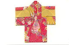Origami: Cards - Sophia Roberts - Picasa Web Albums ... origami kimono ...