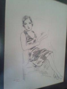 "Arte ""Mujer leyendo"" Antoni Riba"