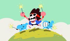 CAPY – It's Getting There  » Blog Archive   » CAPY + CARTOON NETWORK = THE OK K.O. VIDEOGAME
