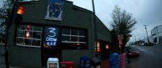 3 Crow Bar - divvy, just like we like 'em. Beer for M.  1020 Woodland Street E. Nashville, TN 37206
