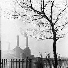 battersea power station 1955 by Marc Manders