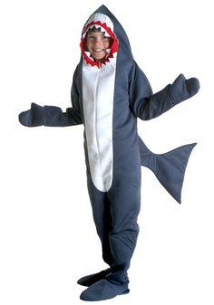 4-6 Sand Shark Animal Child Costume