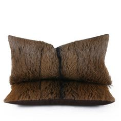 Buy our Goat Hide Pillow online. Choose from multiple sizes. Free Delivery!