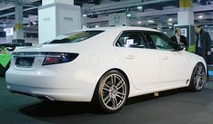 SaabWorld - Saab Cars North America and Hirsch Performance AG join forces to boost performance of Saab 9-3 and 9-5