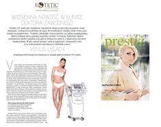 Nowość w Klinice Doktora Zawodnego !  http://estetic.pl/venus-legacy.html