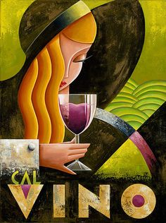 """""""Cal Vino"""" by Mike Kungl"""