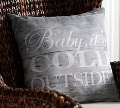 Holiday Pillows & Holiday Throw Pillows | Pottery Barn indoor/outdoor pillow