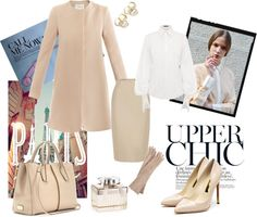 """""""lunch at the Louvre."""" by moomee-1 ❤ liked on Polyvore"""