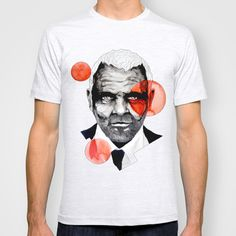 Charming Lecter by carographic T-shirt