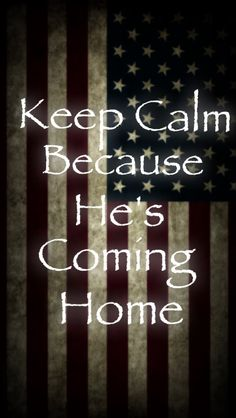 He's coming military MOM Waiting for the day to say these words! Air Force Girlfriend, Navy Girlfriend, Military Girlfriend, Military Homecoming, Military Mom, Military Deployment, Army Quotes, Military Quotes, Navy Life