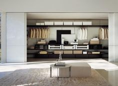 31 Spectacular Examples of Walk In Wardrobes