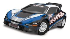 Traxxas 7407 1/10 Rally Car Brushless Ready to Run with TQi 2.4 GHz Radio, Colors May Vary by Traxxas. Save 43 Off!. $439.90. From the Manufacturer                The new Traxxas 1/10 Rally delivers rally-racing excitement with its purpose-built design and innovative features. The all-new, performance-optimized low-CG chassis combines with the proven Velineon brushless power system and full-time 4WD to unleash a new kind of R/C fun. The Rally delivers true multi-terrain versatility. Tac...