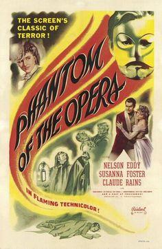 Phantom of the Opera(1943)