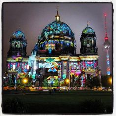 Instagram photo by @lyons.brendan • Berlin Berliner Dom