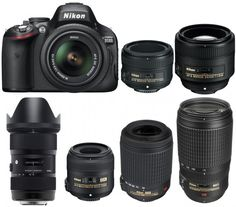 Nikon D5100 is a mid-range APS-C DX DSLR camera released in 2011. D5100 is still one of the best APS-C Nikon DSLRs in the world. Many photographer choose Nikon D5100. Nikon D5100 was replaced by Nikon D5200 in 2012, and replaced by Nikon D5300 in 2013. Here are recommended lenses for Nikon D5100
