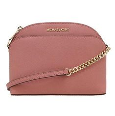 4b6c869ebd8781 Best Seller MICHAEL Michael Kors Emmy Medium Cindy Dome Crossbody Bag -  Rose Pink online