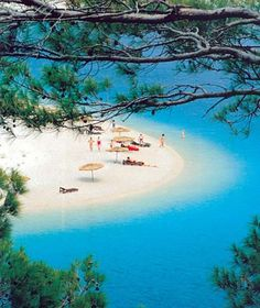 an uncrowded beach in Fethiye Turkey Places Around The World, The Places Youll Go, Places To See, Around The Worlds, Wonderful Places, Great Places, Beautiful Places, Sailing Holidays, Exotic Places