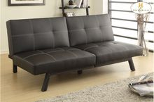 Only Collection Adjustable Sofa/Futon H4833BLK
