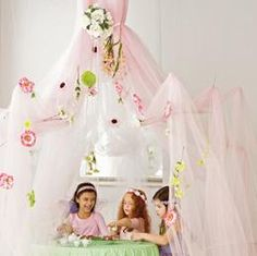 Party Frosting: Fairy Party Inspiration!