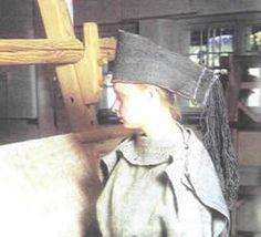 Finnish iron age headdress reconstruction, Kaarina grave