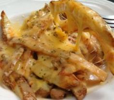 How to Make Gravy Cheese Fries Poutine Recipe Video by TheSquishyMonster | ifood.tv