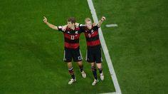 Festeja Alemania.