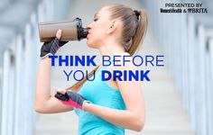 Make sure to avoid these drinks before your workout!