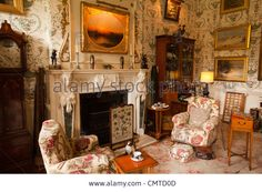 Stock Photo - UK, England, Bedfordshire, Woburn Abbey interior, the Flying Duchess' Room Woburn Abbey, England, The Unit, Stock Photos, Interior, Modern, Manor Houses, Palaces, Road Trips