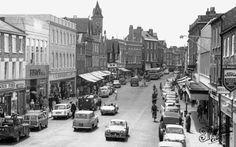 Newbury, England in the past