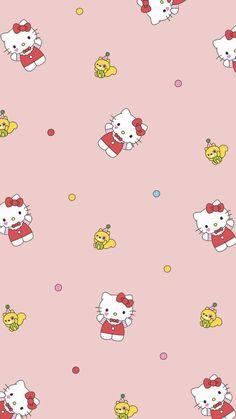 "🐻(ukjin03)님의 스타일 | #키티#배경화면 출처:토리블로그 저장시""좋아요""눌러주세요! Sanrio Wallpaper, Cartoon Wallpaper, Kawaii Wallpaper, Cute Patterns Wallpaper, Cute Wallpaper Backgrounds, Wallpaper Iphone Cute, Aesthetic Iphone Wallpaper, Cute Wallpapers, Hello Kitty Art"