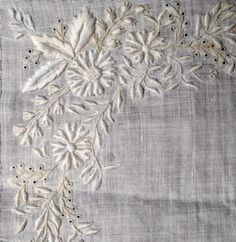 Broderie Anglaise, Fine Whitework RSN Collection