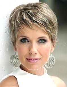 Image result for HAIRSTYLES SHORT WOMAN OVER 40