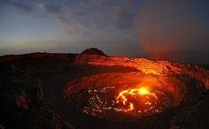 Puntos atractivos en Etiopía Lago de Fuego 2.jpg